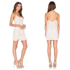 Revolve NBD Sequined Mini Dress